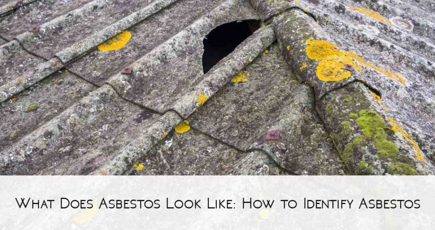 What Does Asbestos Look Like: How to Identify Asbestos