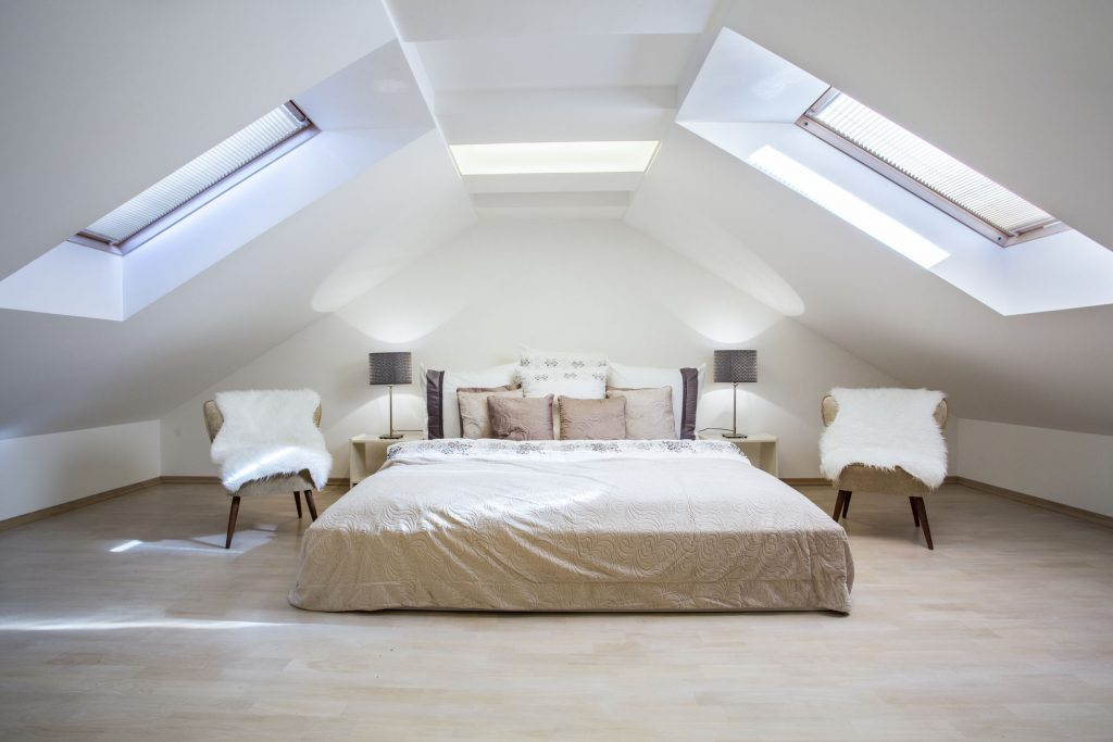 loft bedroom suite
