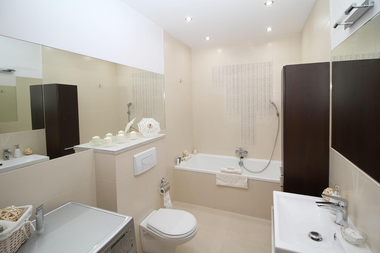 Renovating a Bathroom on Budget | Bathroom Design Ideas