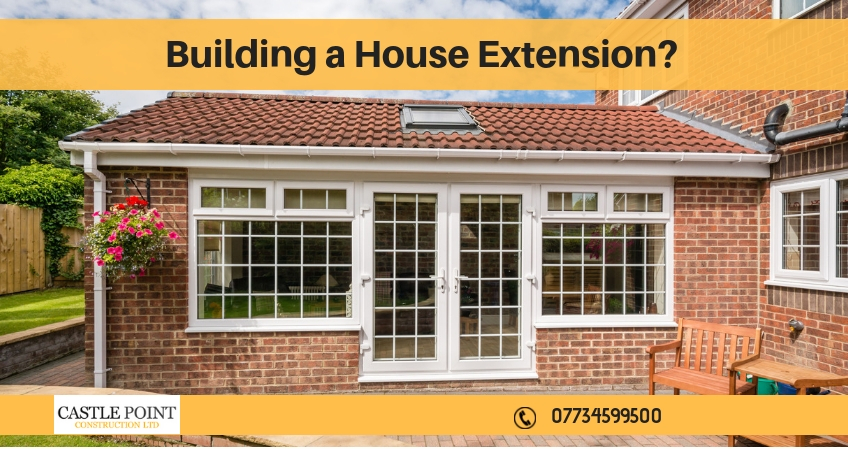 Building a House Extension